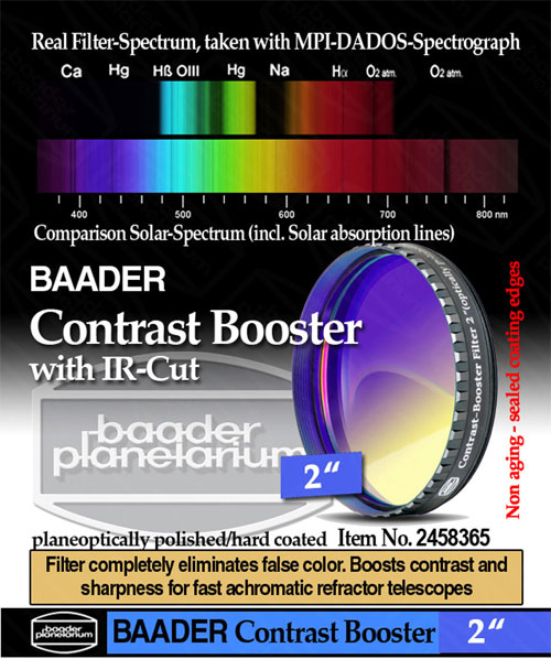 Baader Contrast Booster